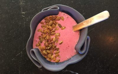 Smoothie Recovery Bowl
